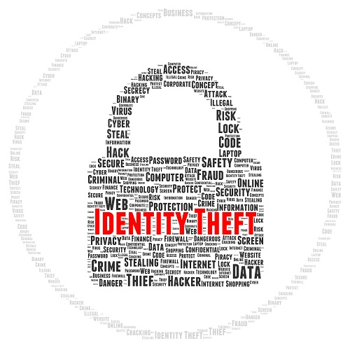 Don't be a victim of Identity Theft.