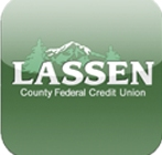 Lassen County Credit Union button
