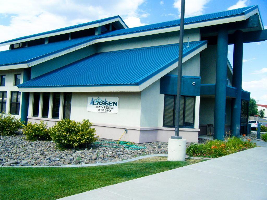 Lassen County Federal Credit Union Building