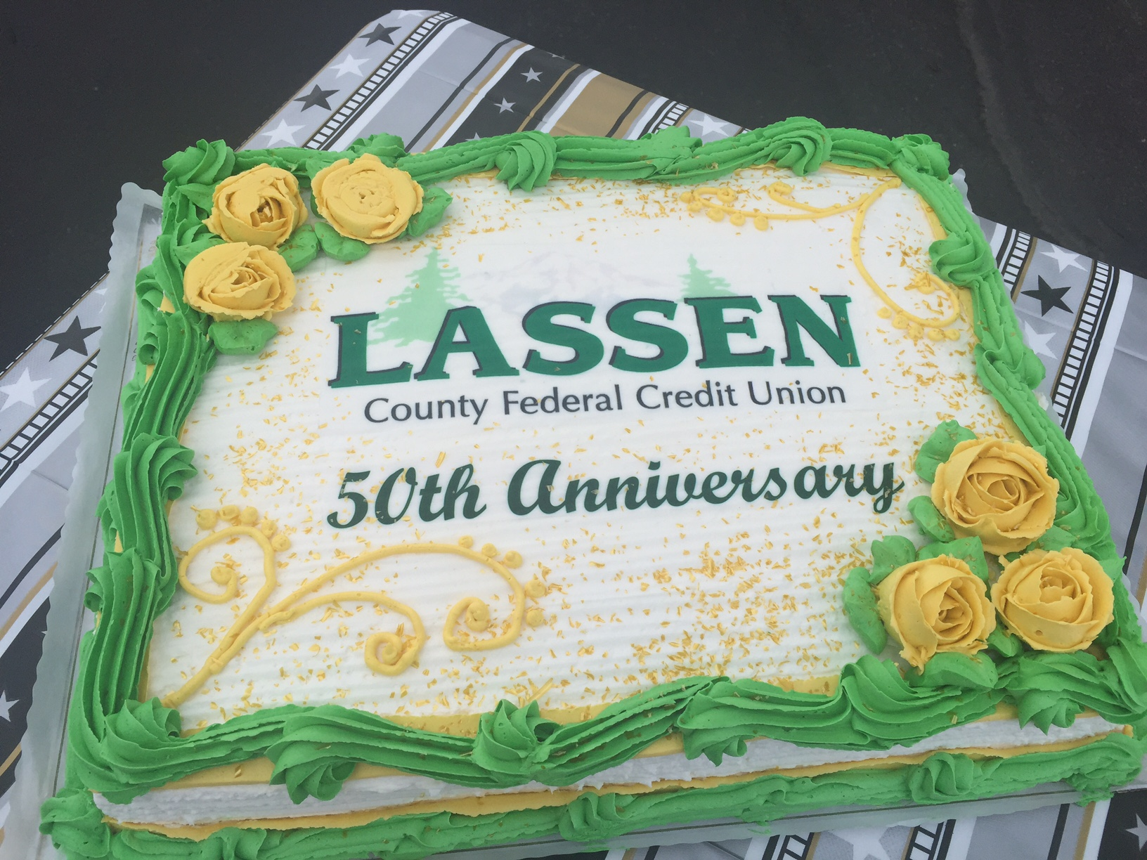 Lassen Credit Union celebrates it's 50th anniversary.